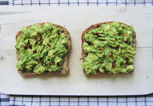 avocado toast 2