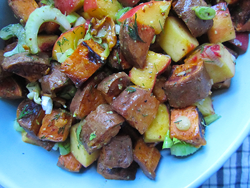 Sweet Potato Salad4